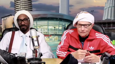Watch: Snoop Dogg Teaches Larry King How To Rap
