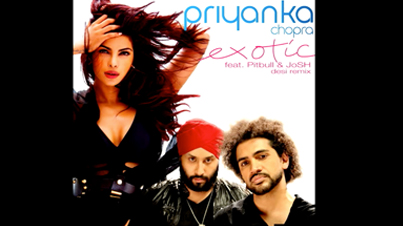 Priyanka Chopra & Pitbull Ft. JoSH – Exotic (Audio) [Desi Mix]