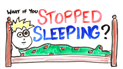 This Is What Would Happen If You Stopped Sleeping