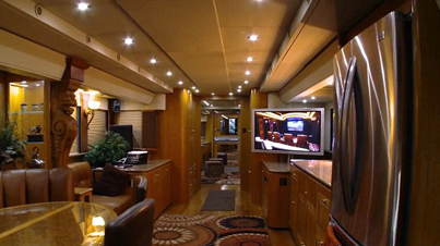 Inside Will Smith's Luxurious $2.5 Million Motor Home