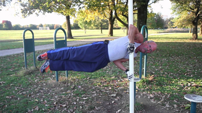 Ripped Grandpa Shows Its Never Too Late to Get in Shape