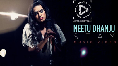 Stay by Neetu Dhanju (Rihanna Cover) (Official Video)