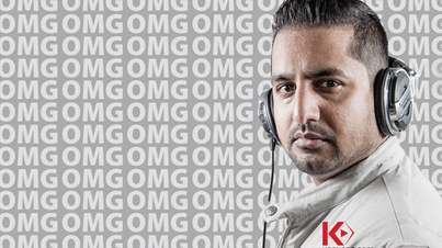 The OMG Mixtape by DJ K-Square (Official Audio)
