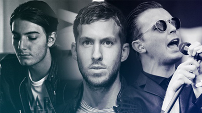 Under Control by Calvin Harris & Alesso Ft. Hurts (Official Video)