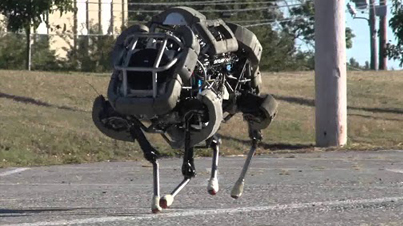 Introducing WildCat: The World's Fastest Four-legged Robot
