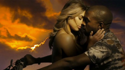 Bound2 by Kanye West (Starring Kim Kardashian) (Official Video)