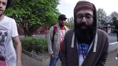 Freestyling at Breakin' Convention by Mandeep Sethi (Official Video)
