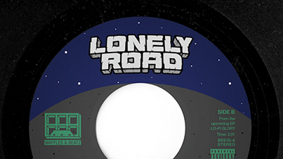 Lonely Road by Strictly Steele Ft. Scott Free (Prod. by Waffles & Beatz) (Official Audio)