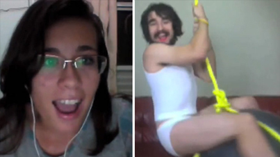 Wrecking Ball: Chatroulette Version