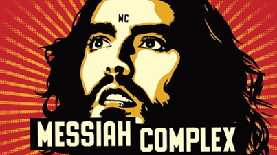 Messiah Complex by Russell Brand (Full Show)