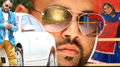 Naa Chalda by Taqdeer Lucky (Prod. by Ravi Bal) (Official Video)