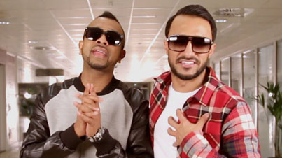 Sazaa by Nafees Ft. Mumzy Stranger (Official Video)