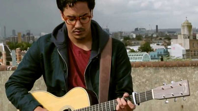 Tornado Town by Luke Sital Singh (Rooftop Acoustic Session) (Official Video)