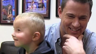 Trick Shot Titus: 2-Year Old Superstar is Back Ft. Channing Tatum and Bradley Cooper