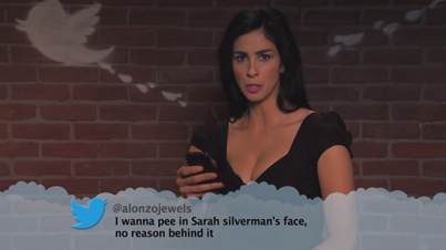 Celebrities Read Mean Tweets About Themselves (Part 6)