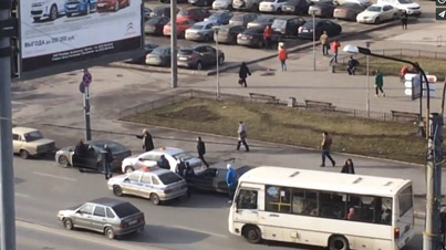 Caught on Film: Only In Russia