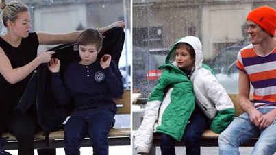 Watch How These People React: This is What Norwegians Do When They See A Kid Without A Coat