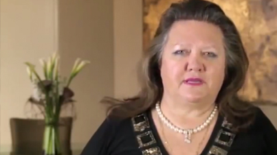 Crazy Lady: World's Richest Woman Calls For Australian Workers To Be Paid $2 A Day