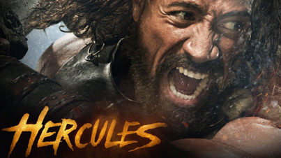 Hercules Starring The Rock (Official Trailer)