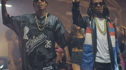 Talkin' Bout by Juicy J Ft. Chris Brown and Wiz Khalifa (Official Video)