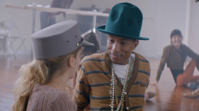 Marilyn Monroe by Pharrell Williams (Official Video)
