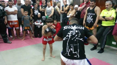 Meet Ramadan Ondash: The 5-Year-Old MMA Prodigy That Could Easily Knock You Out