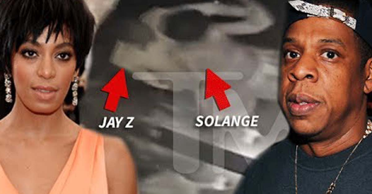 Caught on Film: Beyonce's Sister Solange Viciously Attacks Jay Z In An Elevator (Updated Full Version)