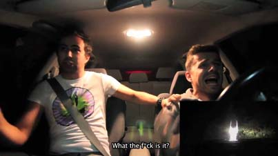 Hilarious: Guy Pulls Off A Great Revenge Ghost Prank On His Friend