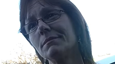 Get A Job B*tch: Parking Lot Scammer Gets Owned When She Begs The Same Guy For Money Twice