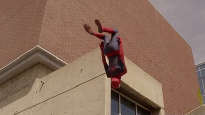 Spider-Man Parkour: The Closest Thing To A Real-Life Spider-Man