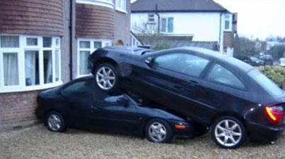 Hilarious Compilation: These Are The Worst Women Drivers In The World