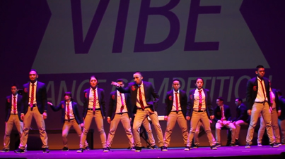 This Dance Routine Is So Impressive It's Hard To Believe It's Real