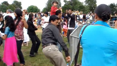 Bhangra Fail Of The Week: This Indian Dude Has Some Serious Moves