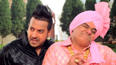 Tich Lagdi by Jazzy B (Prod. by Jatinder Shah) (Official Video)