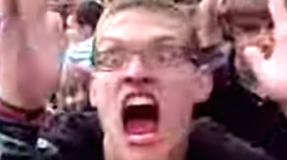 Say No To Drugs: Dude Pops A Molly And Has The Time Of His F*cking Life