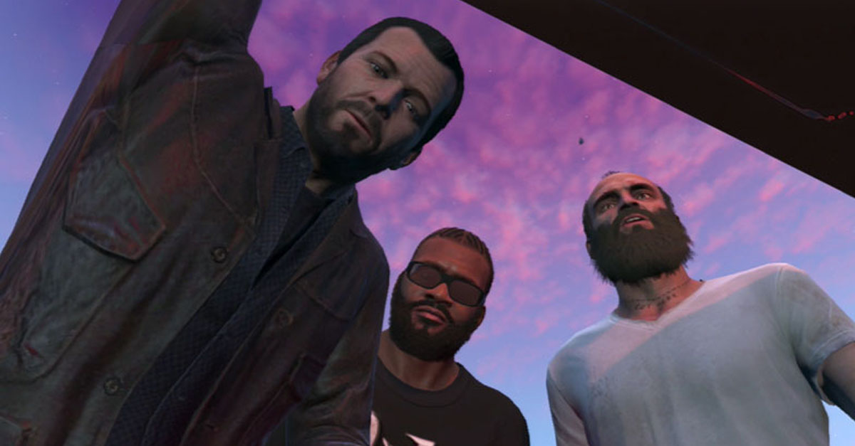 The Ultimate Open-World Experience: Grand Theft Auto V Coming To PS4, Xbox One And PC
