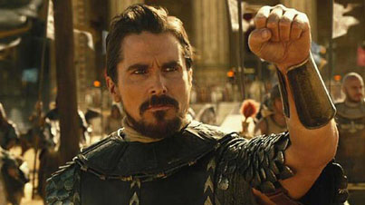Exodus: Gods and Kings (Starring Christian Bale As Moses) (Official Movie Trailer)