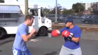 Street Fighting Techniques by Fight Smart Trav on