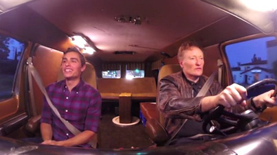 Conan & Dave Franco Are On A Mission To Meet Beautiful Woman With The Help of Tinder