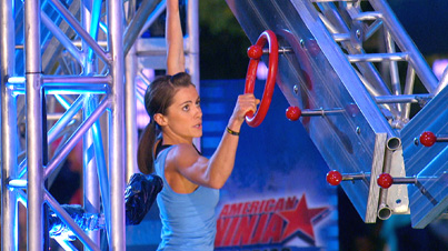 Get Fit Or Die Trying: The First Woman To Finish The 'American Ninja Warrior' Course