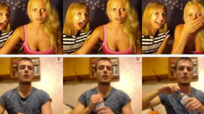 Hilarious: Dude Tricks People Into Thinking He's Masturbating On Chatroulette