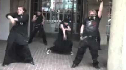 """This Is Hilarious: Goths Dancing To A$AP Ferg's """"Shabba"""""""