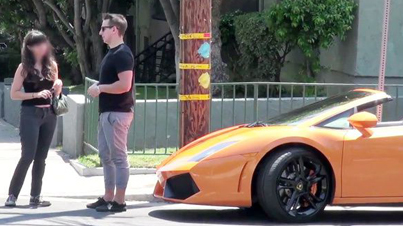 Vitaly Exposes Another Gold Digger In The Worst Way Possible With A Fake Lamborghini