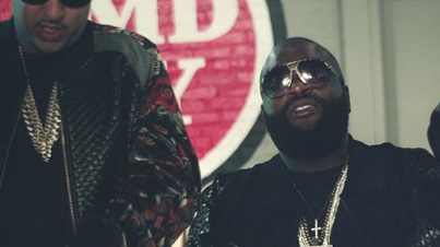 What A Shame by Rick Ross Ft. French Montana (Official Video)