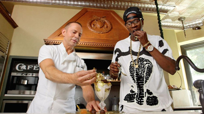 2 Chainz Most Expensivest Shit: Devouring $1K Ice Cream Sundaes
