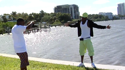 Confidence Kills: Florida Rapper Falls Into Water While Trying To Act Boss
