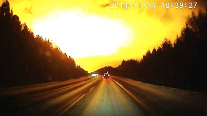 Holy Sh*t, WTF Is That? Something Exploded In Russia And The Government Refuses To Comment