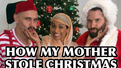 Shame, Shame: How Superwoman's Mom Stole Christmas Ft. Seth Rogen & James Franco