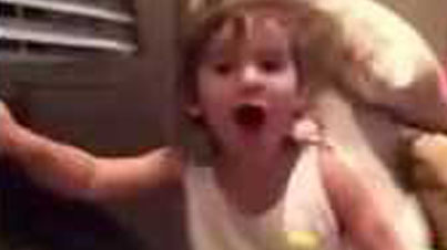 Santa Claus or Mommy? This Cute Kid Swearing On Christmas Is The Funniest Thing Ever