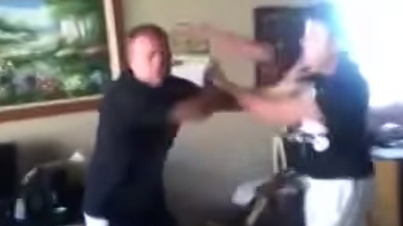 Justified Or Wrong? Brother Sucker Punches His Sister's Husband For Hitting Her